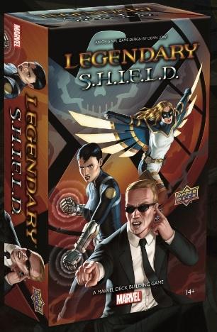 Marvel Legendary: S.H.I.E.L.D.