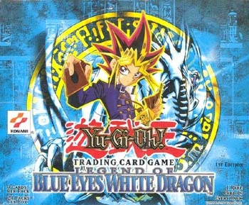 Legend of blue eyes white dragon