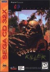 Corpse Killer (Sega CD 32X)
