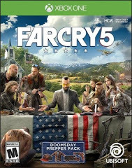 Far Cry 5 (Microsoft) Xbox One