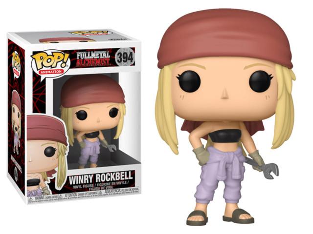 #394 - Winry Rockbell (Fullmetal Alchemist)