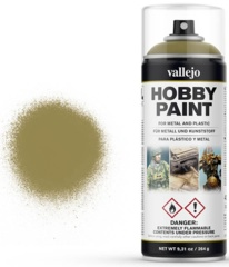 Vallejo Spray Primer: Panzer Yellow 400ml
