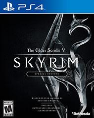 The Elder Scrolls V: Skyrim Special Edition (Playstation 4)