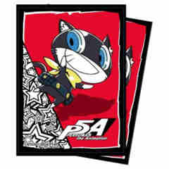 Persona 5 Morgana - Chroma Fusion (Ultra Pro) - Standard Sleeves - 65ct