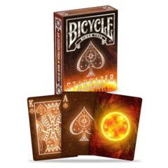 Stargazer Sunspot Playing Cards - (Bicycle)