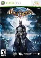Batman - Arkham Asylum (Xbox 360)