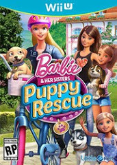 Barbie Puppy Rescue (Wii U)