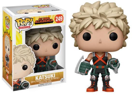#249 - Katsuki (My Hero Academia)