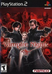 Vampire Night (No Gun) (PS2)