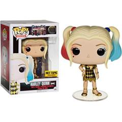#108 - Harley Quinn (Suicide Squad) Hot Topic Exclusive