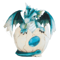 Aquamarine - Dragon Hatching Egg - 71469
