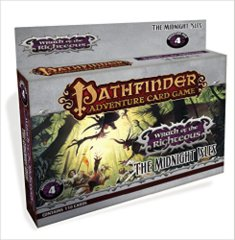Pathfinder Adventure (Card Game) - Wrath of Righteous Adventure Deck 4