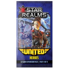 Star Realms - United - Heroes Booster Pack