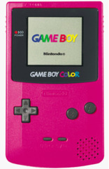 Game Boy Color Red