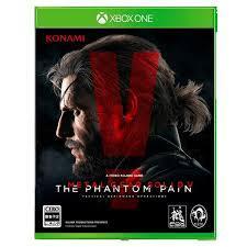 Metal Gear Solid V - The Phantom Pain (Xbox One)