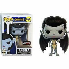 #464 - Gargoyles Angela (Disney)