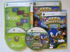 Sega Superstars - Tennis + Xbox Arcade (Xbox 360)