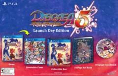 Disgaea 5: Alliance of Vengeance  CE (Playstation 4)