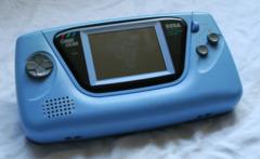 Sega Game Gear (Blue)