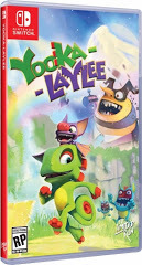 Yooka - Laylee (Switch)