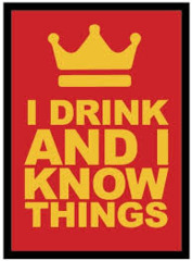 I Drink And I Know Things - 50CT Sleeves - (Legion)