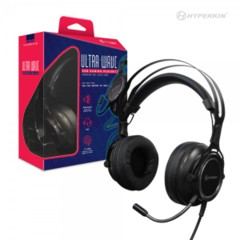 (Hyperkin) Ultra Wave Gaming Headset