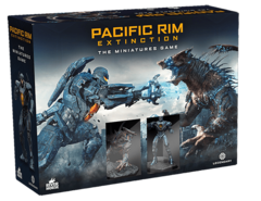 Pacific Rim - Extinction (Starter Set)
