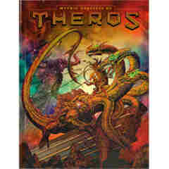 Dungeons & Dragons RPG: Mythic Odysseys of Theros (Alternate Cover Art)