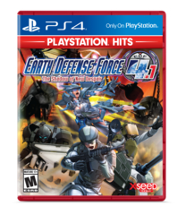 PS4 Greatest Hits - Earth Defense Force 4.1