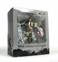 War, Horseman of the Apocalypse (Dark Siders)