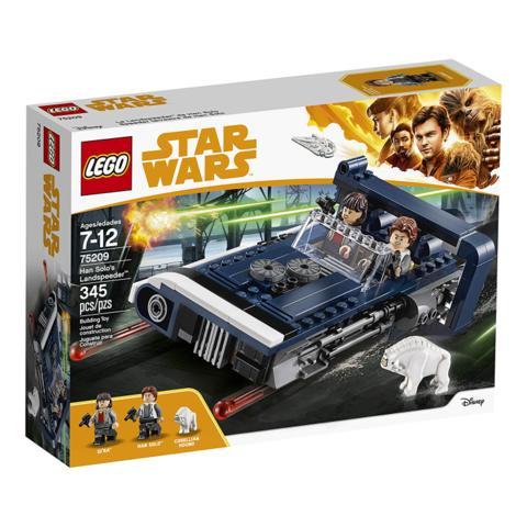 Han Solos Landspeeder - Star Wars (LEGO) 75209