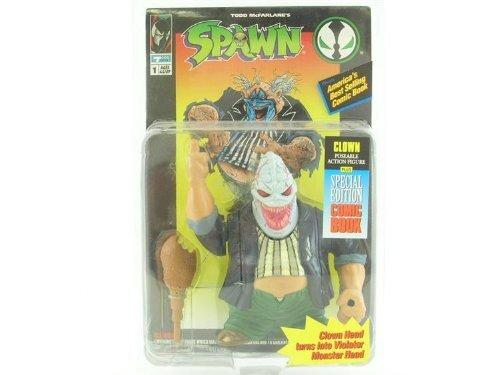Image Comics - Clown Head (Violator) - Spawn