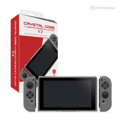 (Hyperkin) Crystal Case for Nintendo Switch® and Joy-Con