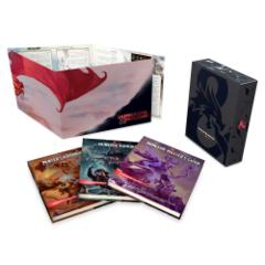 Dungeons & Dragons RPG - Core Rule Book - (5th Edition) - Gift Set