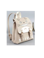 Beige - My Neighbour Totoro (Backpack - Purse)