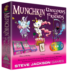 Munchkin - Unicorn and Friends