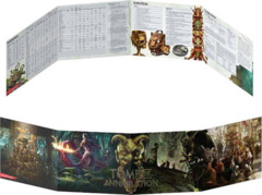 Dungeons & Dragons RPG - Tomb Of Annihilation - DM Screen