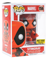 #156 Stingray (Marvel) Hot Topic Exclusive