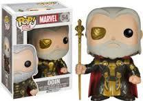 #54 Odin (Marvel Pop)