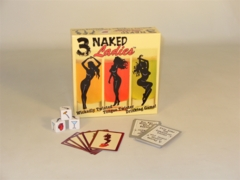 3 Naked Ladies - Dice Drinking Game