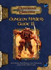 3.0/3.5 Dungeon Master's Guide II (3rd Edition)