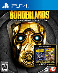 Borderlands - The Handsome Collection (Playstation 4) - PS4