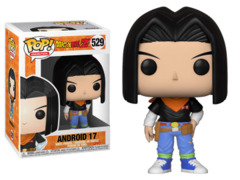 #529 - Android 17 (Dragonball Z)