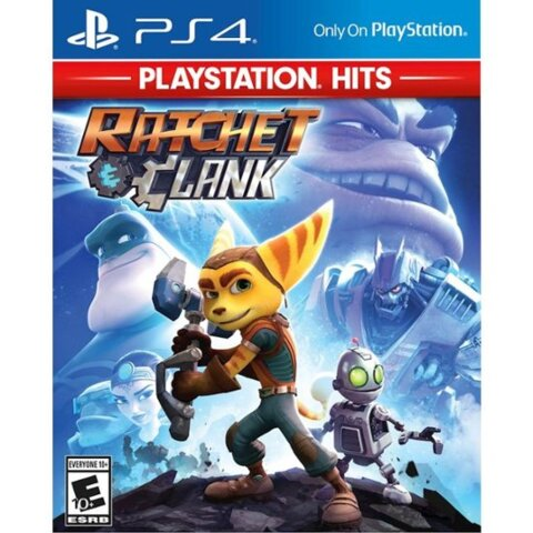 PS4 Greatest Hits - Ratchet and Clank