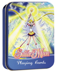 Sailor Moon Star Playing Cards (Usaopoly)
