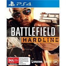 Battlefield - Hardline (Playstation 4) - PS4