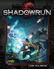 Shadowrun 5E Core Rulebook