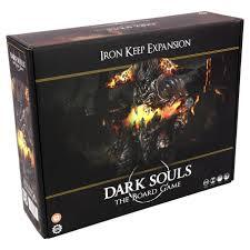 Dark Souls The Board Game Iron Keep Expansion