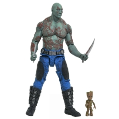 Drax (Marvel Select) - Guardians of the Galaxy Vol. 2