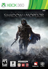 Middle-Earth - Shadow of Mordor (Xbox 360)
